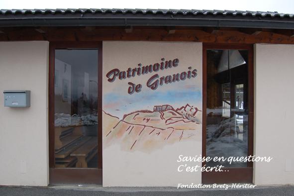33_Granois, local du Patrimoine