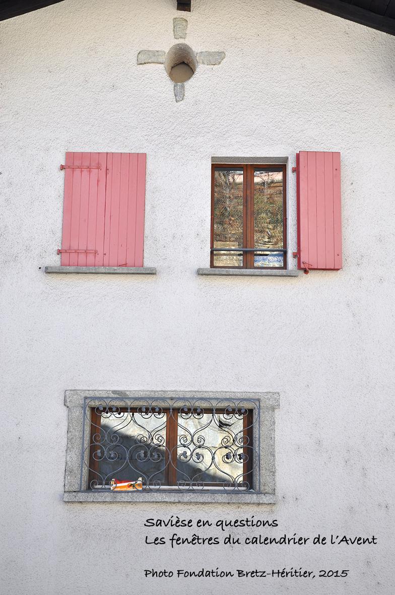 Maison d'école de Drône, façade nord