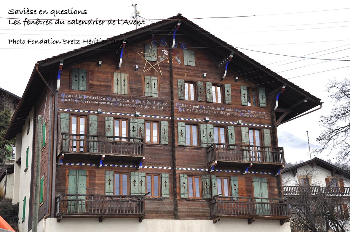 Maison à La Crettaz