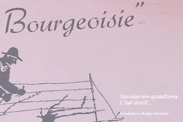 16_Clos de la Bourgeoisie, Lentine