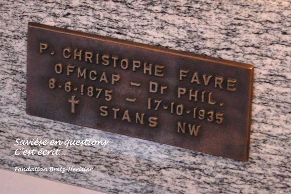 25_Buste Christophe Favre