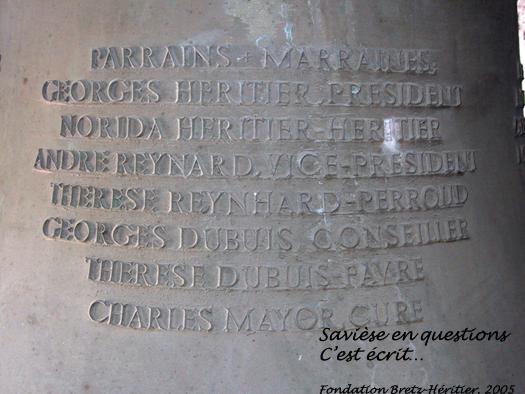 57_Cloche Germaine, église