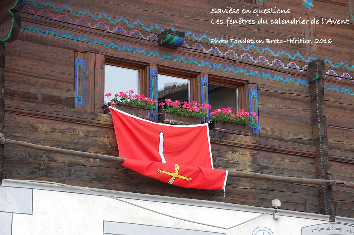 Maison de la commune à Roumaz (maison villageoise)