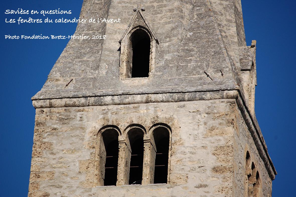 Clocher de l'église Saint-Germain