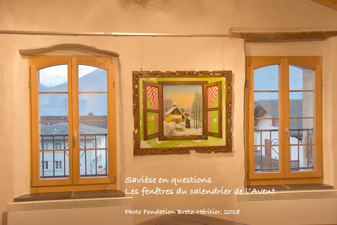 Maison de la Culture, 2e étage, expo Nikola Krstev