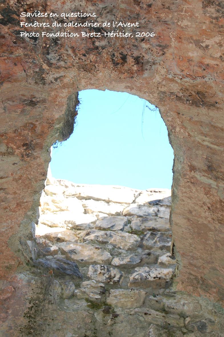 Citerne du Château de la Soie