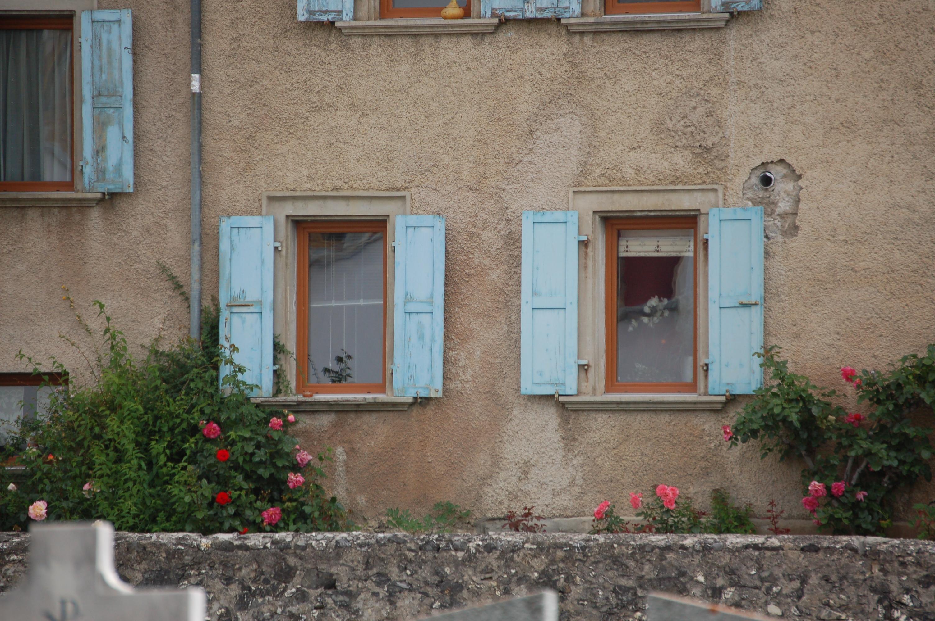 Chez tante Sylvie
