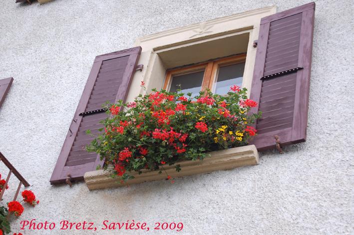 Notre maison familiale à Granois